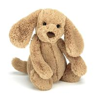 Jellycat: Bashful Toffee Puppy Medium