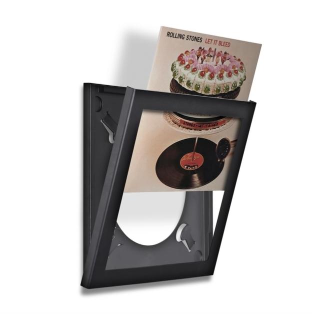 Show & Listen LP Flip Frame (Black)