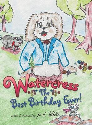 Watercress by Jo D White