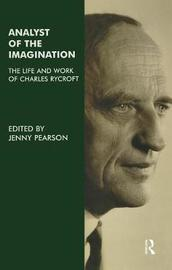 Analyst of the Imagination by Jenny Pearson image