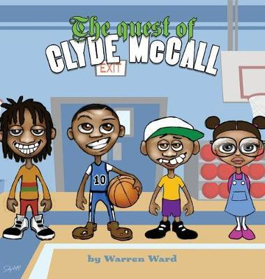 The Quest of Clyde McCall by Warren Ward image