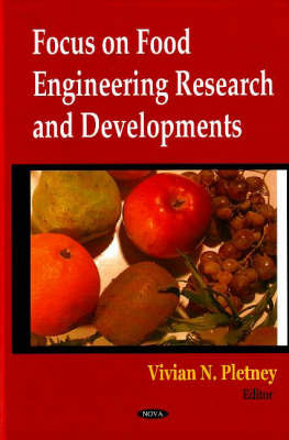 Focus on Food Engineering Research & Developments image
