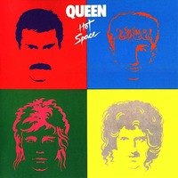 Hot Space by Queen image