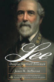 Lee by Douglas Southall Freeman image