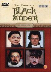 Blackadder - The Complete Blackadder (Series 1-4) on DVD