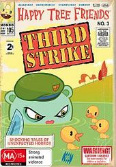 Happy Tree Friends: Third Strike on DVD