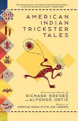 American Indian Trickster Tales by Richard Erdoes image