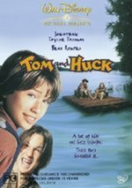 Tom And Huck on DVD