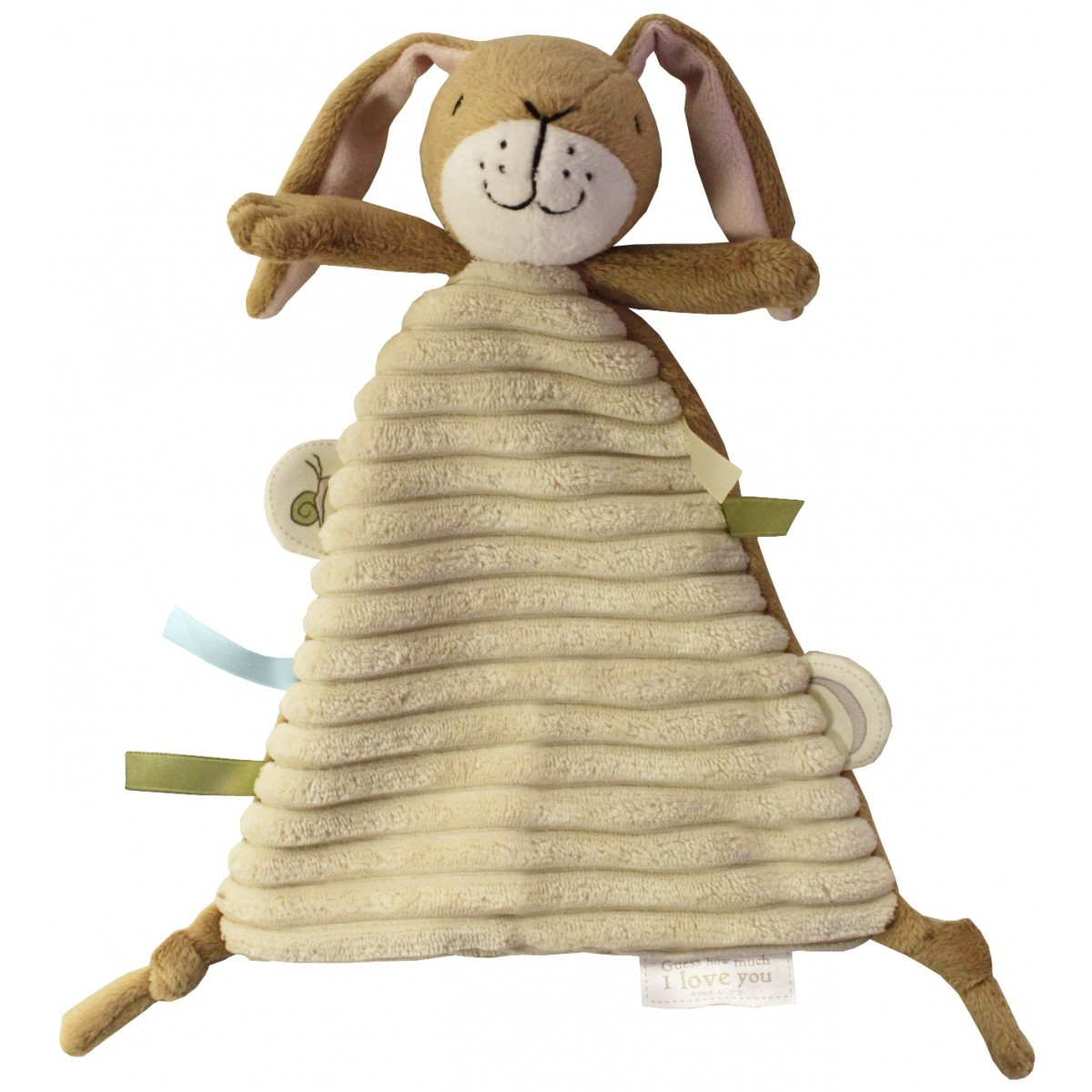 Little Nutbrown Hare Cuddle Blanket Plush image