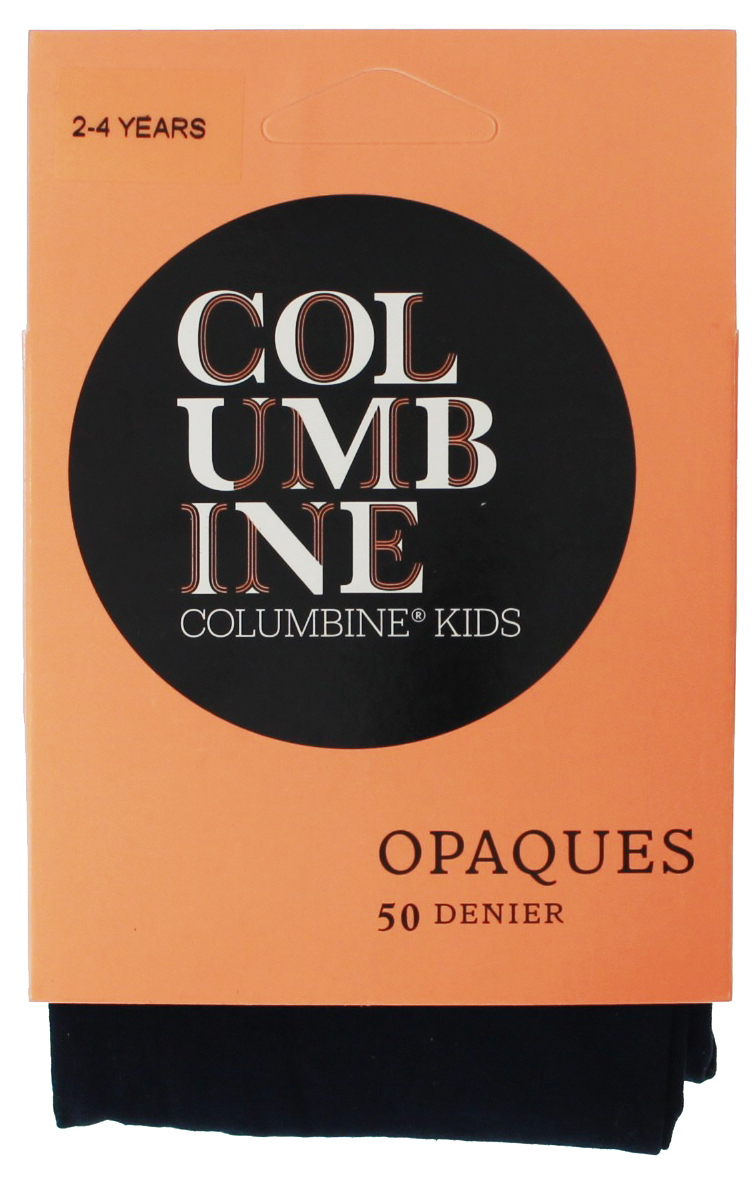 50 Denier Navy Tights Kids (2-4 Years)