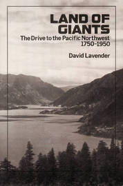 Land of Giants by David Lavender image