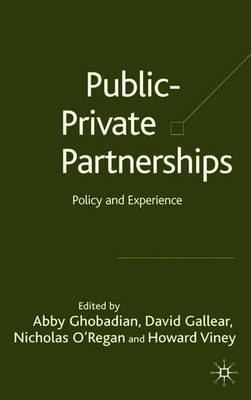 Private-Public Partnerships image