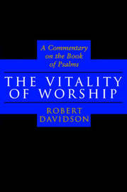 The Vitality of Worship by Davidson