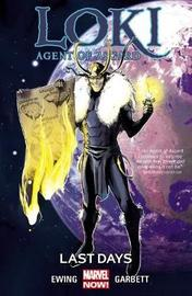 Loki: Agent Of Asgard Volume 3: Last Days by Al Ewing
