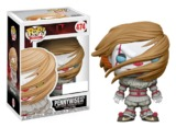 IT (2017) - Pennywise (with Wig) Pop! Vinyl Figure