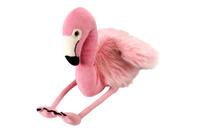 Cuddlekins: Flamingo - 12 Inch Plush