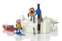 Playmobil: Action - Arctic Explorer with Polar Bears (9056)