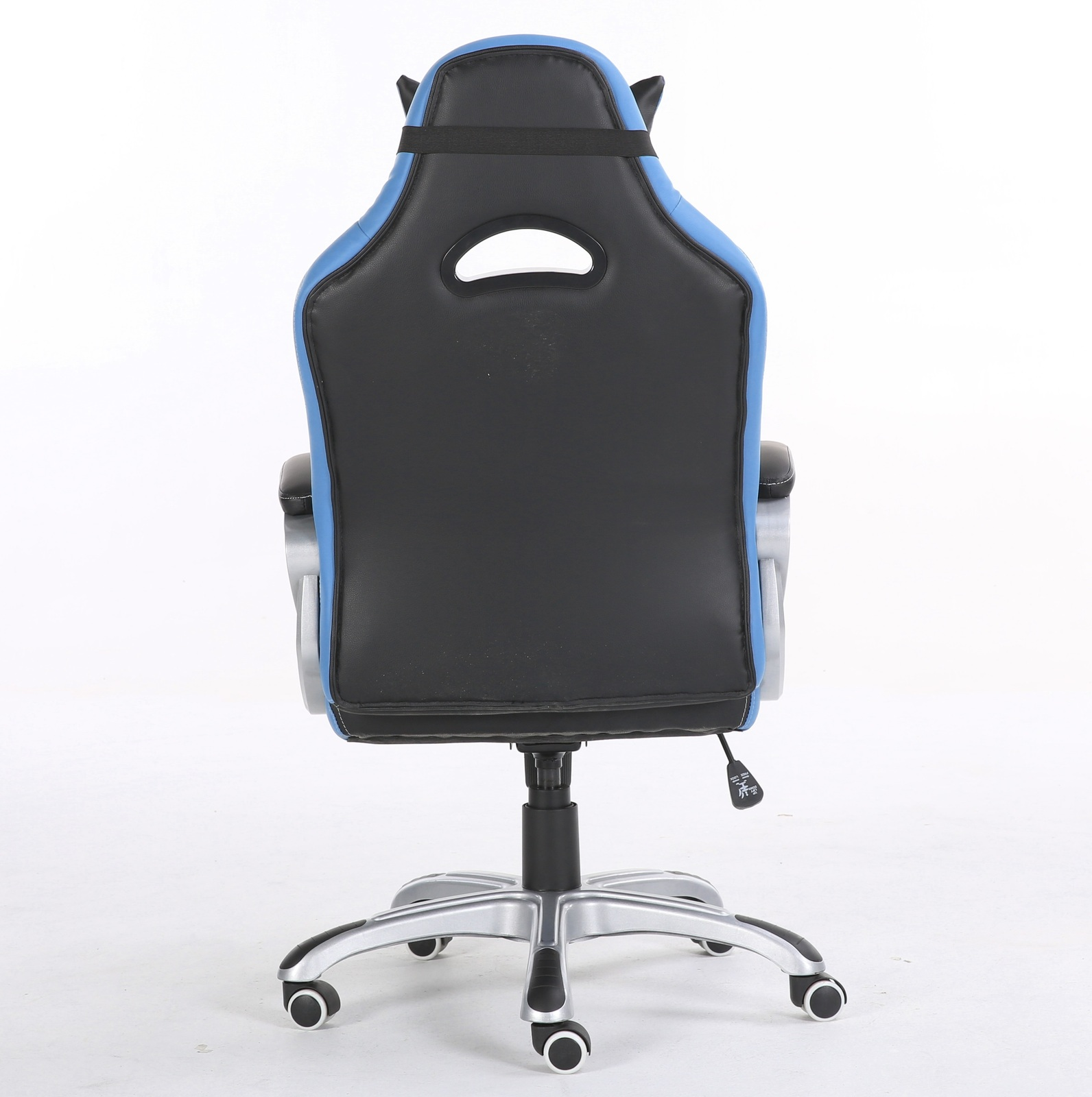 Playmax Gaming Chair Blue and Black for  image