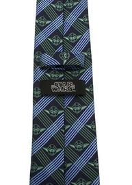 Star Wars: Yoda (Navy) - Modern Plaid Tie image
