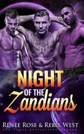 Night of the Zandians by Rebel West image
