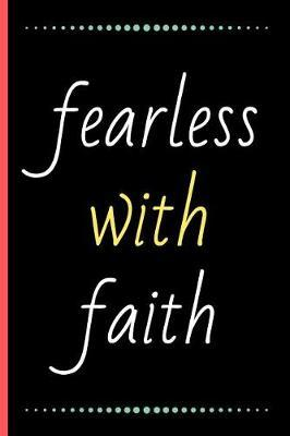 Fearless With Faith by Dawn's Notebooks image