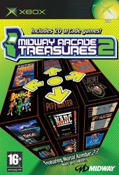 Midway Arcade Treasures 2 for Xbox