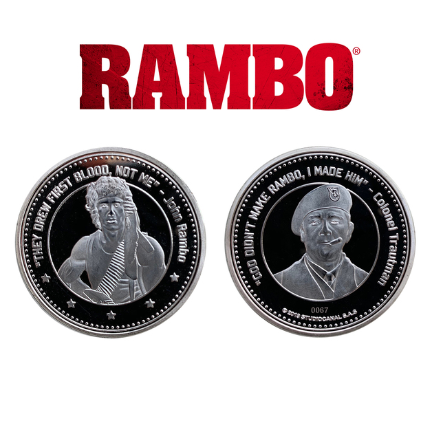 Rambo: Collectible Coin - Limited Edition