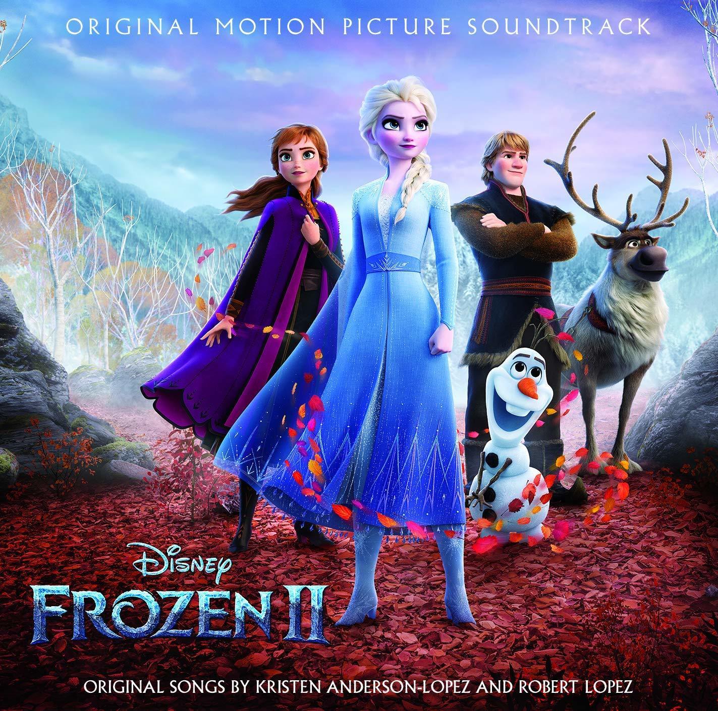 Frozen 2 Original Motion Picture Soundtrack by Various image