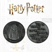 Harry Potter: Collectible Coin - Neville and Luna (2-Pack)