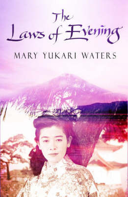 The Laws Of Evening by Mary Yukari Waters image