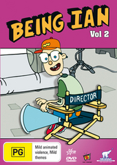 Being Ian - Vol. 2 on DVD