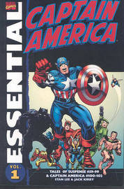 Essential Captain America Vol.1 ((all-new Edition)) image