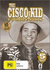 Cisco Kid Collection, The (5 Disc) on DVD