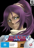 Bleach - Collection 13: Episodes 180-193 on DVD