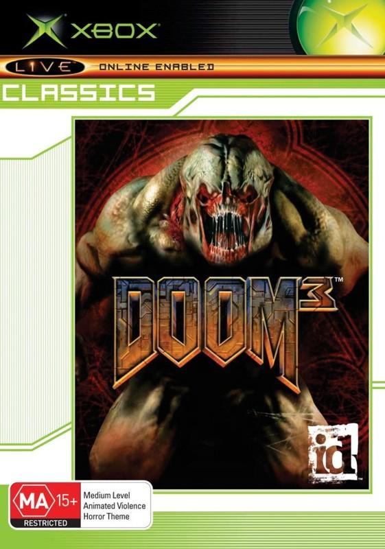 Doom 3 for Xbox
