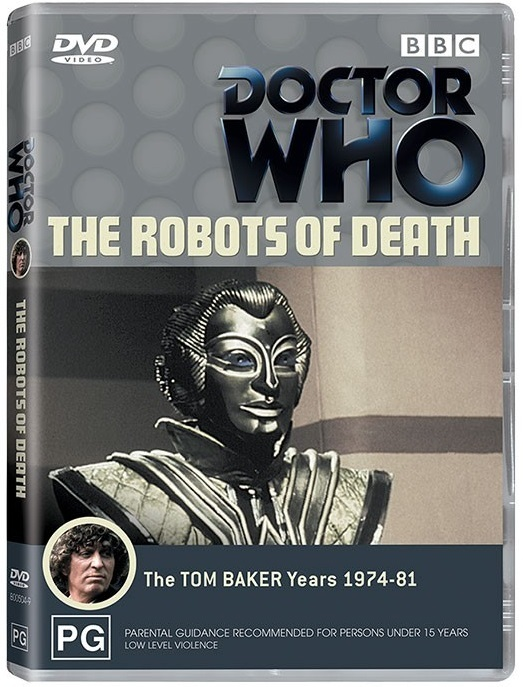 Doctor Who: The Robots of Death on DVD