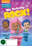 Bubble Guppies: We Totally Rock! DVD