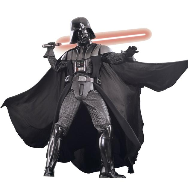 Star Wars Darth Vader Supreme Costume (Standard Size)