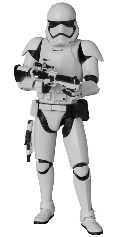 Star Wars: First Order Stormtrooper - MAFEX Action Figure