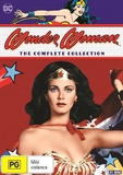 Wonder Woman: Season 1-3 Collection on DVD
