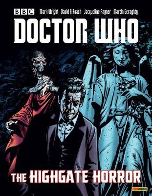 Doctor Who: The Highgate Horror by Roger Langridge