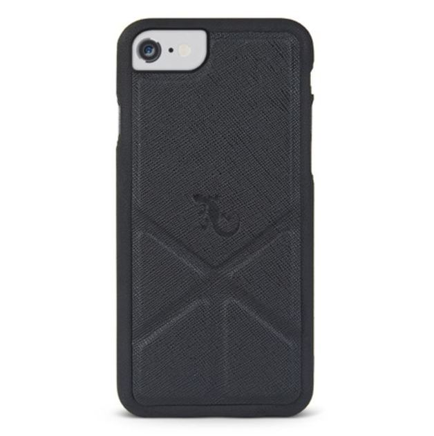 Gecko Origami Case for iPhone 7/6/6s - Charcoal