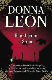 Blood from a Stone by Donna Leon image