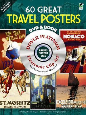 120 Great Travel Posters by Carol Belanger Grafton