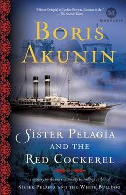 Sister Pelagia and the Red Cockerel by Boris Akunin image