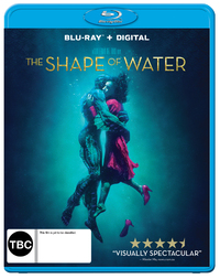The Shape Of Water on UHD Blu-ray