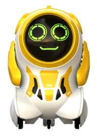 Silverlit: Pokibot Round - Yellow