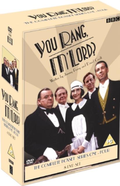 You Rang Mlord Complete Box Set on DVD