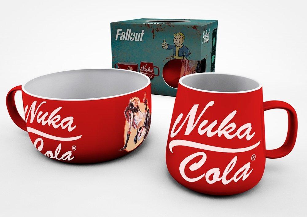 Fallout Nuka Cola Breakfast Set image