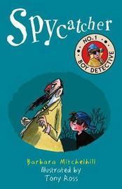 Spycatcher by Barbara Mitchelhill